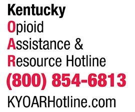 Kentucky Opioid Assistance & Resource Hotline Logo